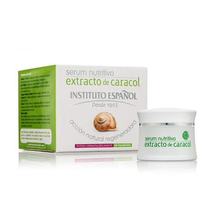 INSTITUTO ESPANOL Serum z ekstraktem śluzu ze ślimaka. 50ml