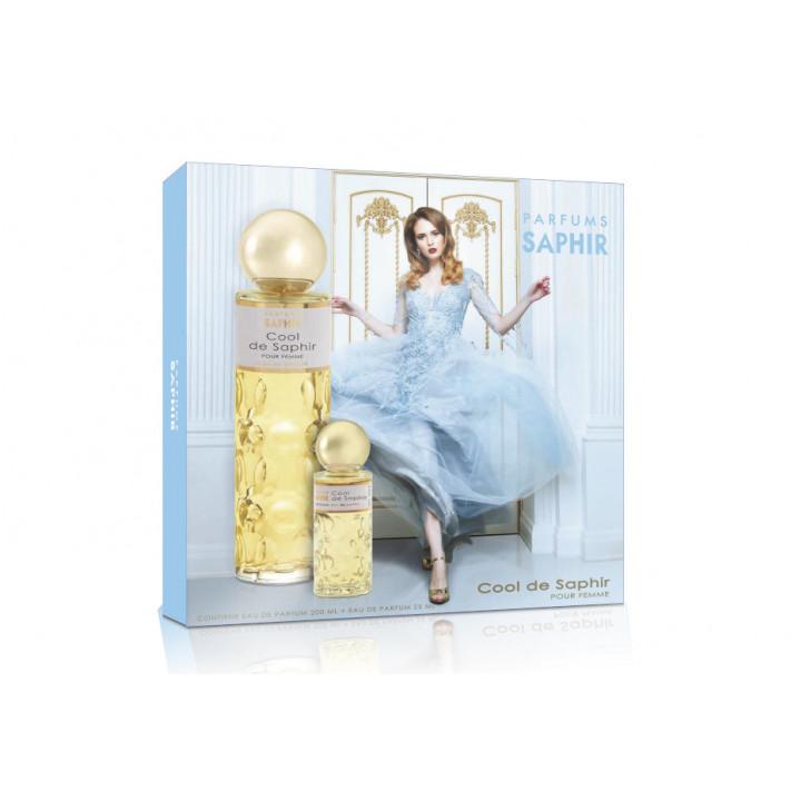 SAPHIR Women Woda perfumowana Cool...