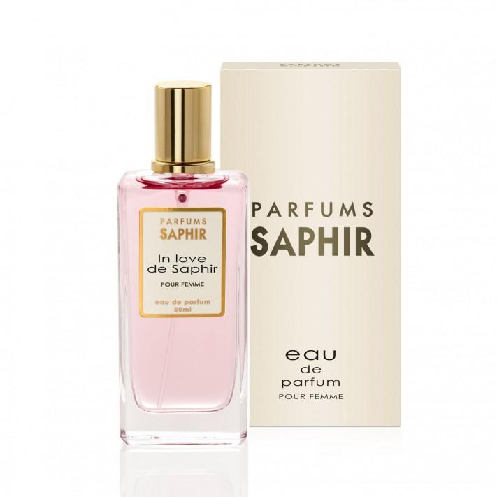 SAPHIR Women Woda perfumowana In Love...