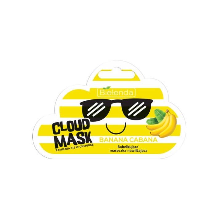 BIELENDA Maska do twarzy Cloud Banan, 6g