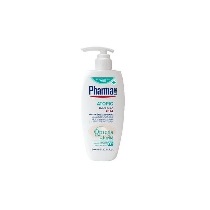 PHARMALINE ATOPIC Balsam do ciała dla skóry wrażliwej, suchej i atopowej, 300 ml