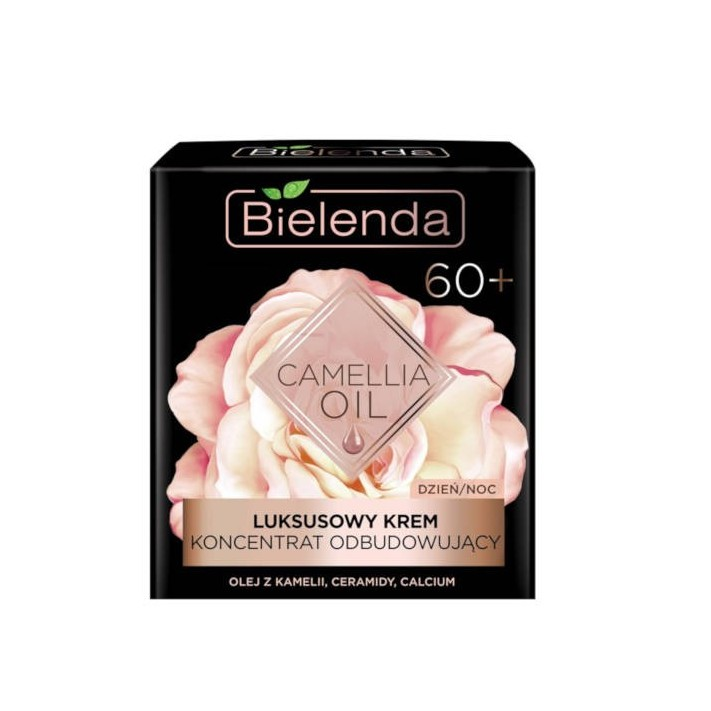 BIELENDA Camellia Oil 60+ Luksusowy...