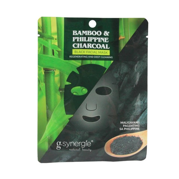 G-SYNERGIE Bamboo & Philippine...