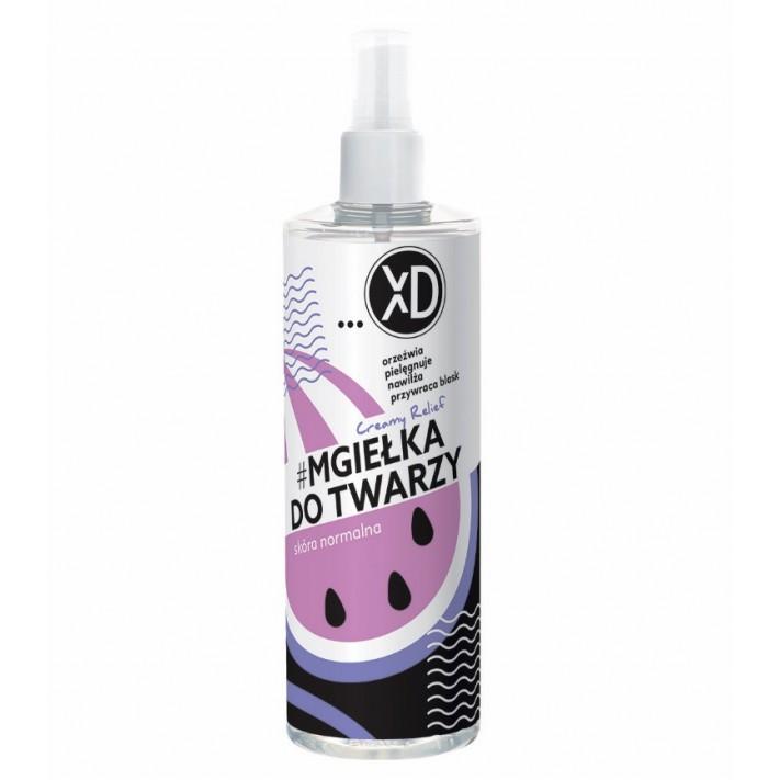 XD Mgiełka do twarzy Creamy Relief,...