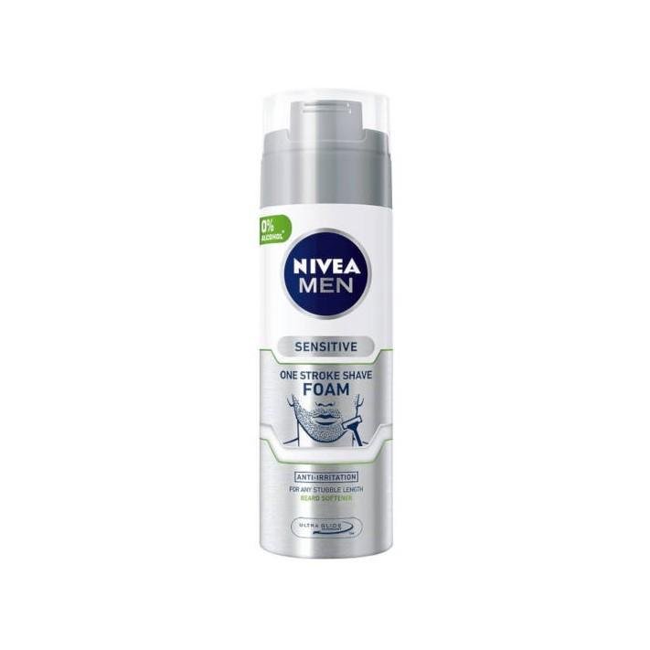 NIVEA Men Sensitive Żel do golenia do...