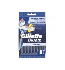 GILLETTE BLUE 3 JEDNORAZOWE...