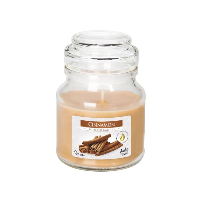 Świeca zapachowa w szkle CYNAMON 6615