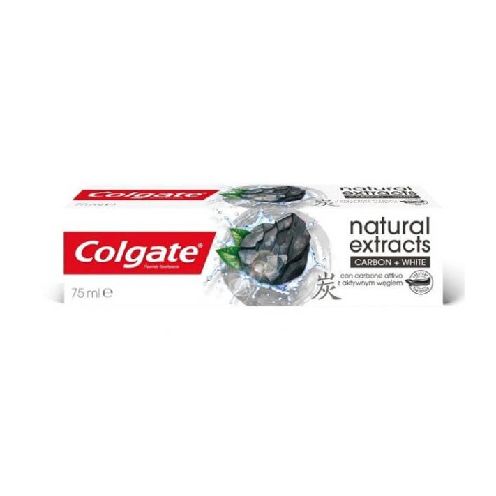 Colgate Natural Extracts Charcoal +...