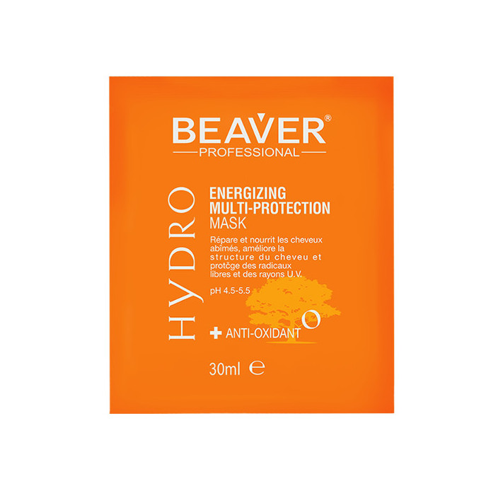 BEAVER Anti-Oxidant Maska do włosów, saszetka 30 ml