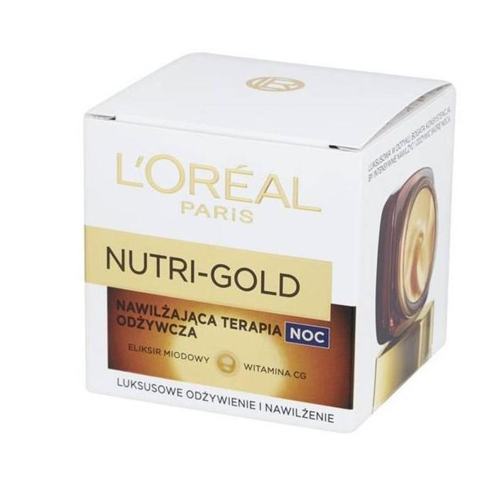 L'Oreal Paris Nutri-Gold Nawilżająca...