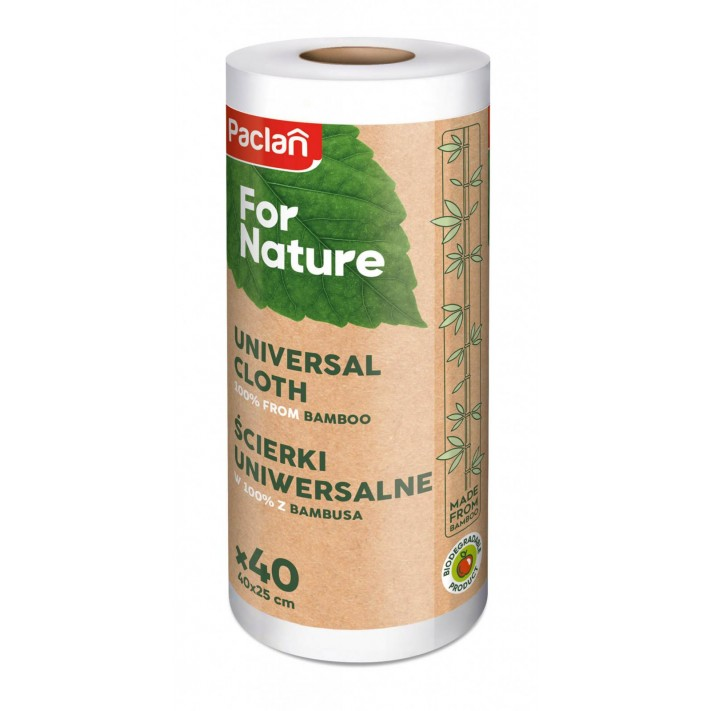 PACLAN FOR NATURE Uniwersalna ścierka...