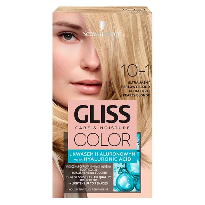 GLISS COLOR krem koloryzujący 10-1...