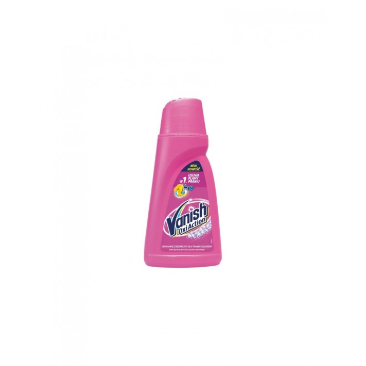 VANISH Oxi Action Odplamiacz Pink 1 L