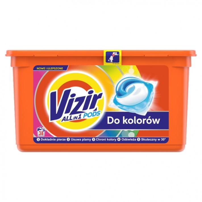 Vizir Color Kapsułki do prania,...