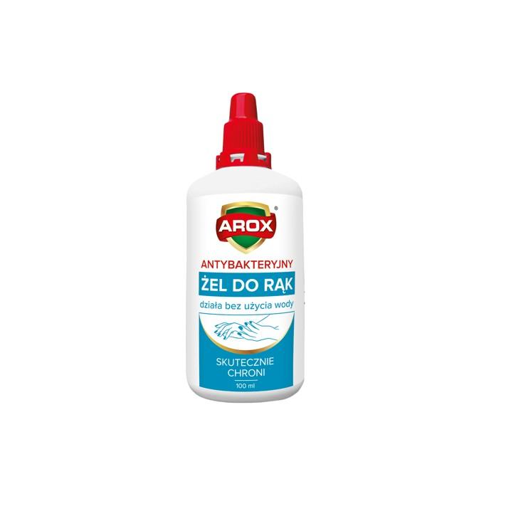 AROX Żel antybakteryjny do rąk 100 ml