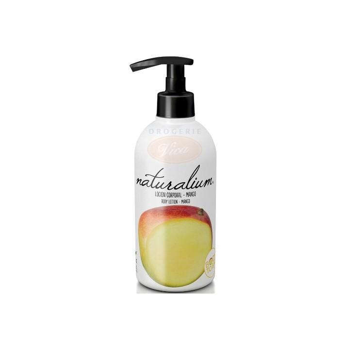 NATURALIUM Mango - Mleczko do ciała, 370 ml