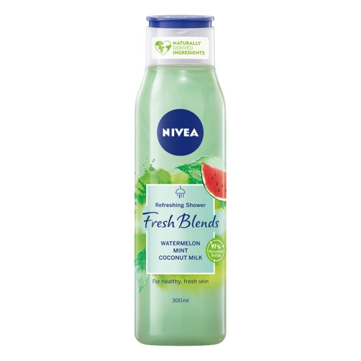 NIVEA Fresh Blends Żel pod prysznic-...