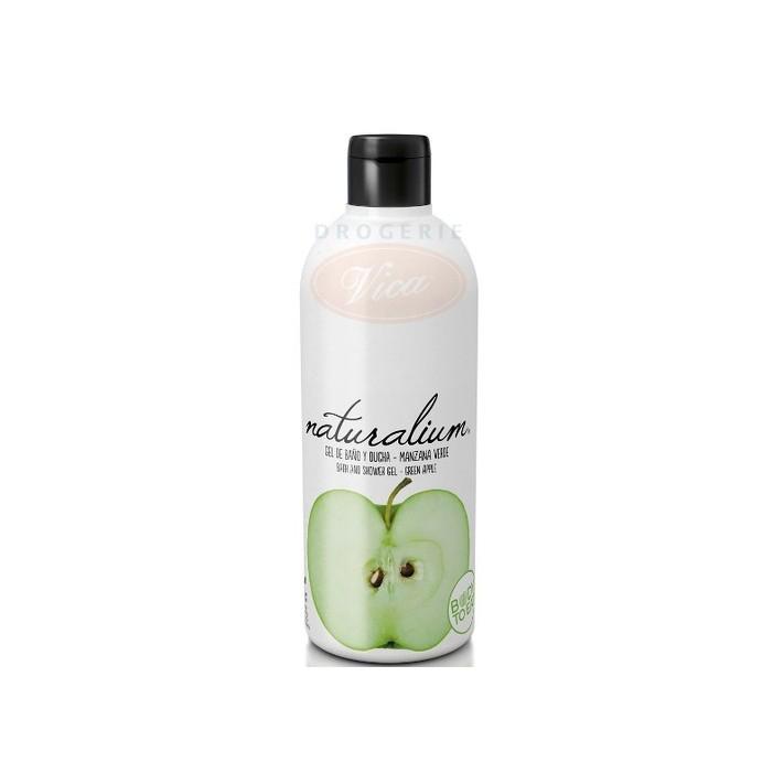 NATURALIUM Zielone jabłuszko - Żel pod prysznic, 500 ml