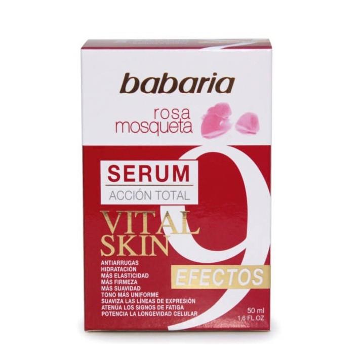 BABARIA Serum 9 efektów na bazie...