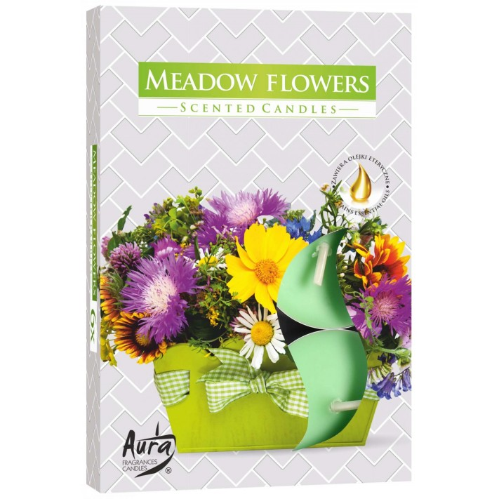 BISPOL  podgrzewacze zapachowe  kwiat...