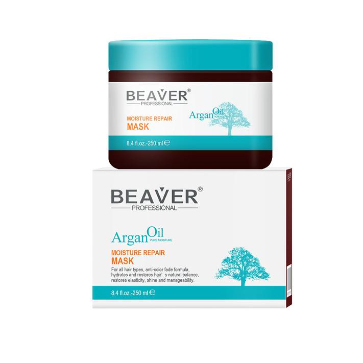 BEAVER Maska Argan Oil, 250 ml