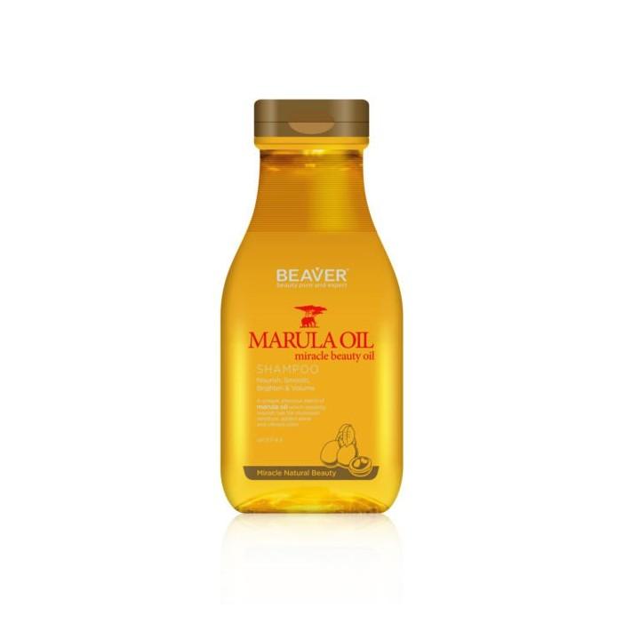 BEAVER Szampon Marula Oil, 350 ml