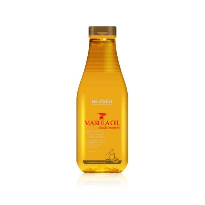 BEAVER Szampon Marula Oil, 730 ml