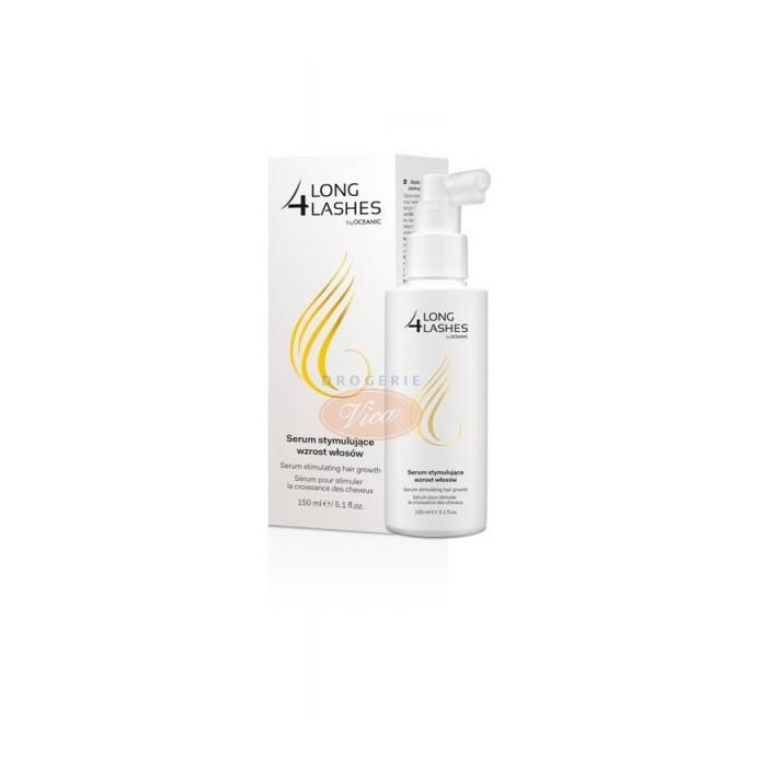 LONG 4 LASHES Serum do włosów stymulujące wzrost, 150 ml