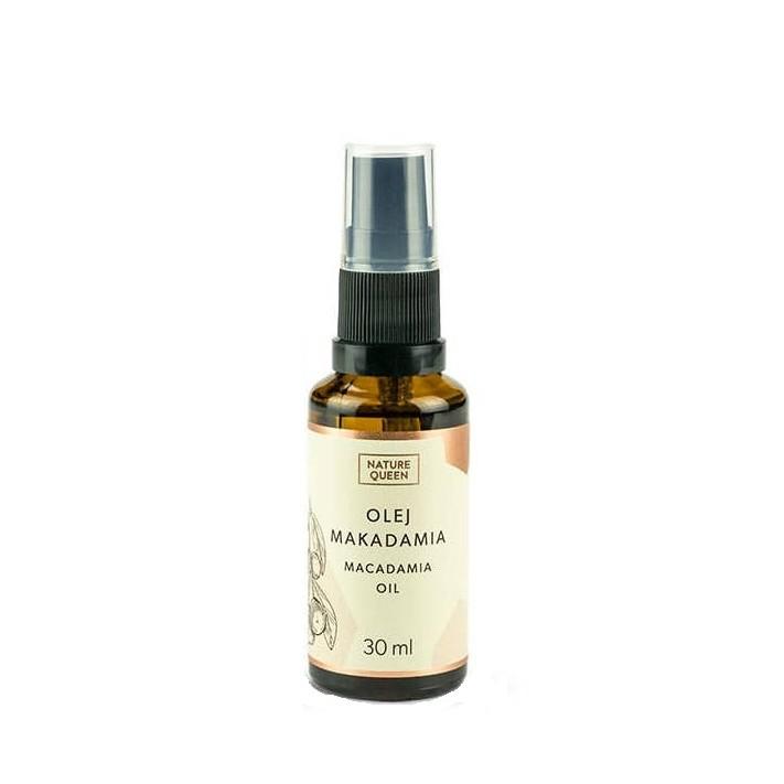 NATURE QUEEN Olej macadamia, 30 ml