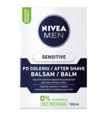 NIVEA FOR MEN Łagodzący balsam po goleniu, 100 ml