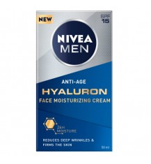 NIVEA MEN HYALURON Krem do...