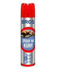 BROS Spray na kuny, 400 ml