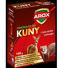AROX Granulat na dzikie...