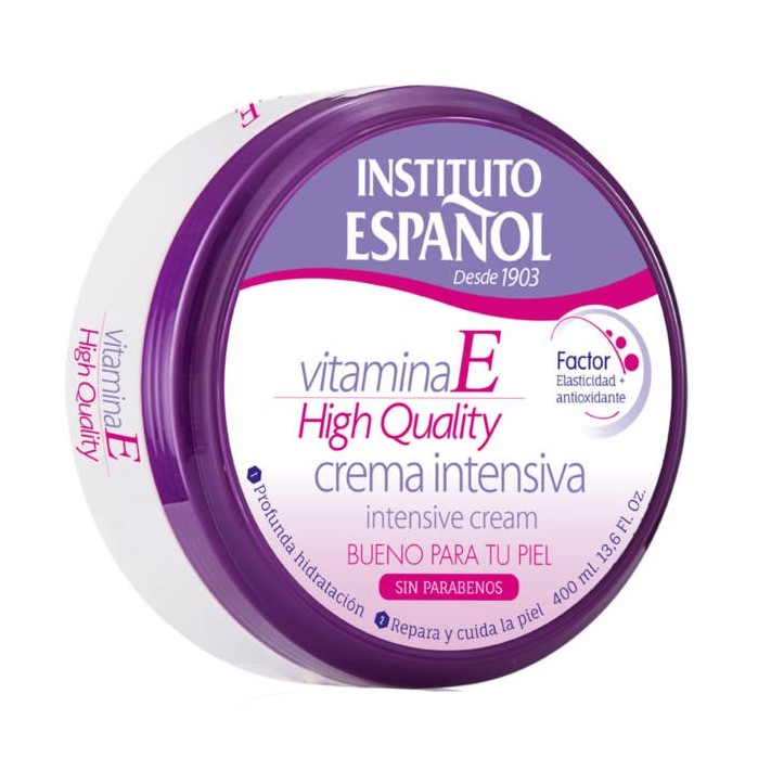 INSTITUTO ESPANOL Witamina E, Krem do...