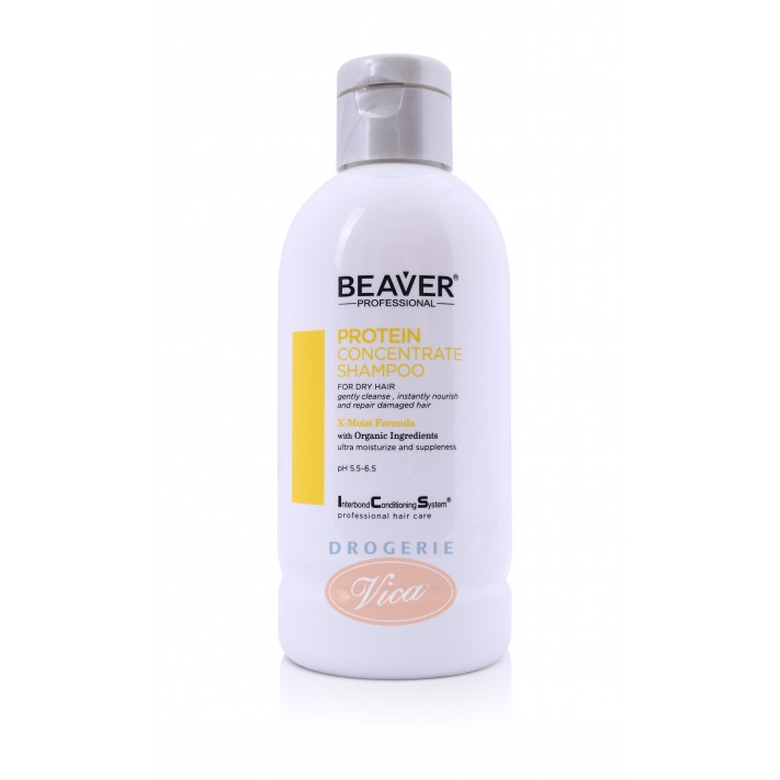 BEAVER ICS Protein Concentrate Szampon 300ml