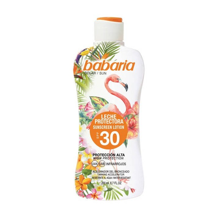 BABARIA SUN Tropical Mleczko do...