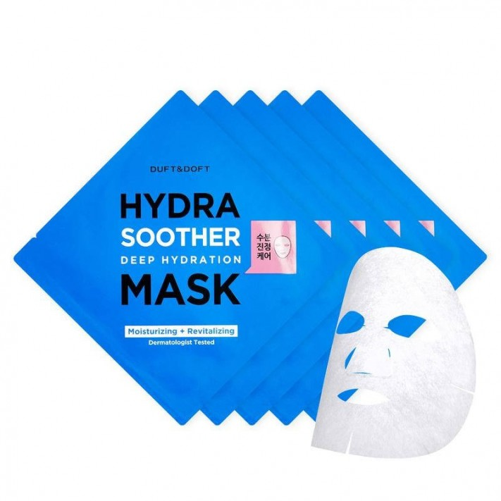 Duft & Doft Głęboko nawilżająca maska...
