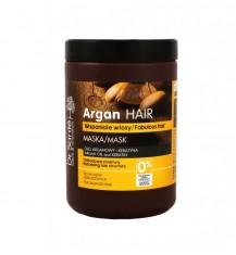 DR SANTE Odbudowująca maska do włosów z olejem arganowym i keratyną, 1000ml