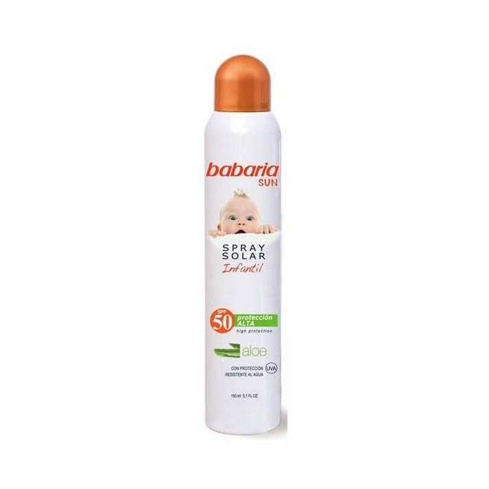 BABARIA Sun Spray do opalania dla...