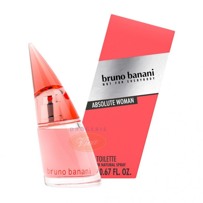 BRUNO BANANI Absolute Woman, woda toaletowa, 20ml