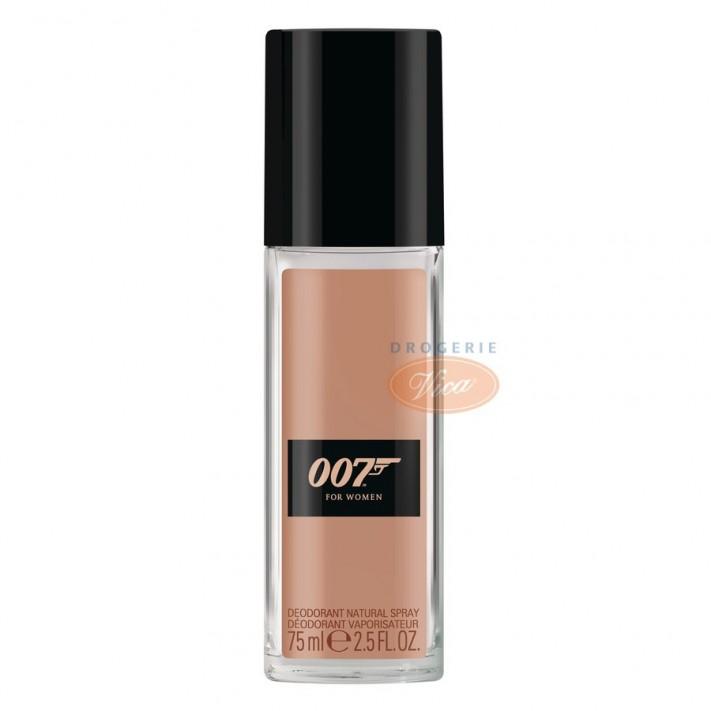 JAMES BOND 007 Woman perfumowany dezodorant w szkle, spray 75ml