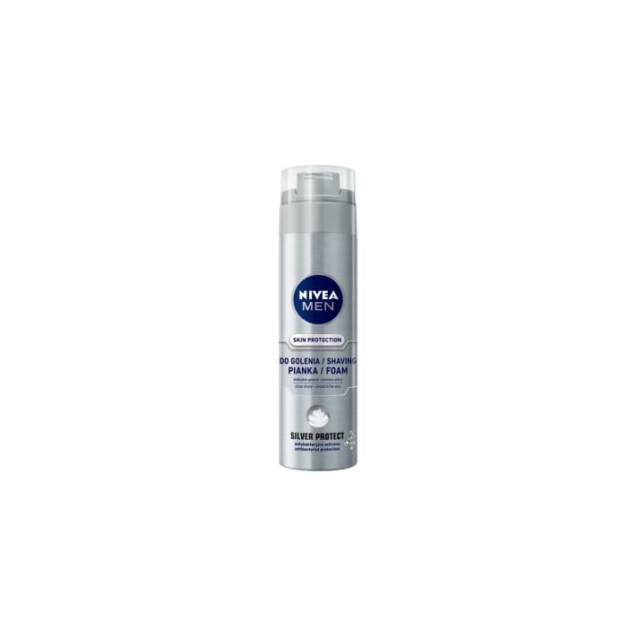 NIVEA MEN Silver Protect Pianka do...