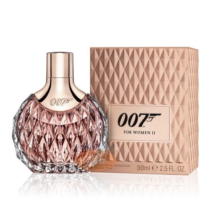 JAMES BOND 007 Seven Woman II, woda perfumowana, 30ml