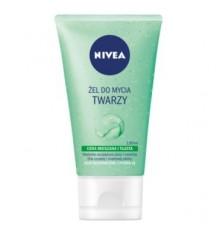 NIVEA Żel do mycia twarzy...