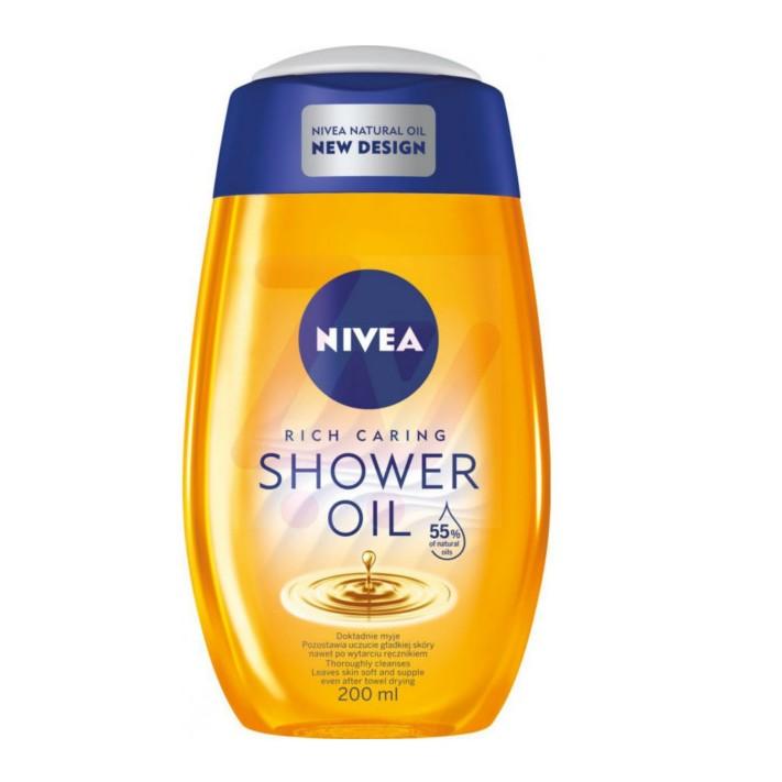 NIVEA Olejek pod prysznic Natural Oil...