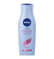 NIVEA Diamond Gloss Szampon...