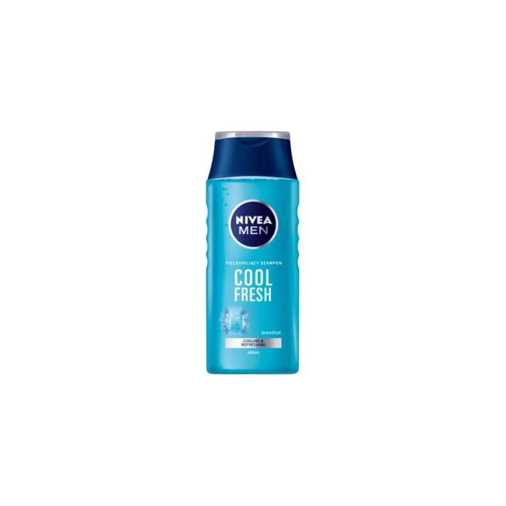 NIVEA MEN Odświeżający szampon do...