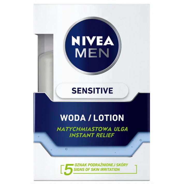 NIVEA MEN Sensitive Woda po goleniu,...
