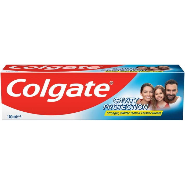 COLGATE Pasta do zębów Ochrona...