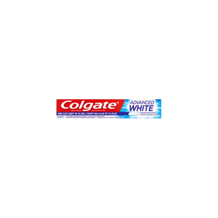 COLGATE Advanced Whitening...